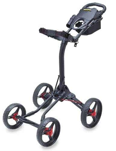 Bag Boy Quad XL Golf PushCart