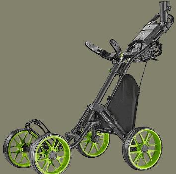 CaddyTek Caddycruiser 4 Wheel golf Cart
