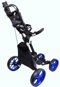 CaddyTek Caddycruiser One Version 8 Golf Push Cart