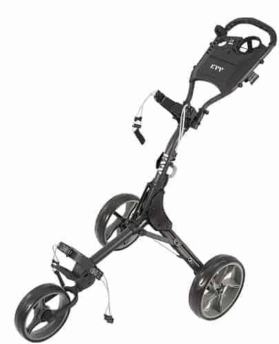 KVV 3 wheel golf push cart