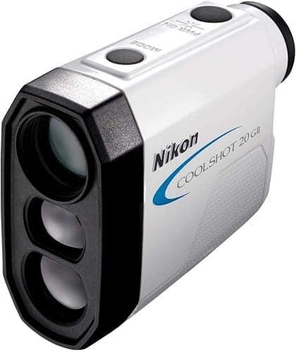 Nikon Coolshot 20 Gii laser golf rangefinder