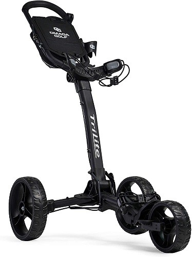 OMADA GOLF Trilite Golf Push Cart