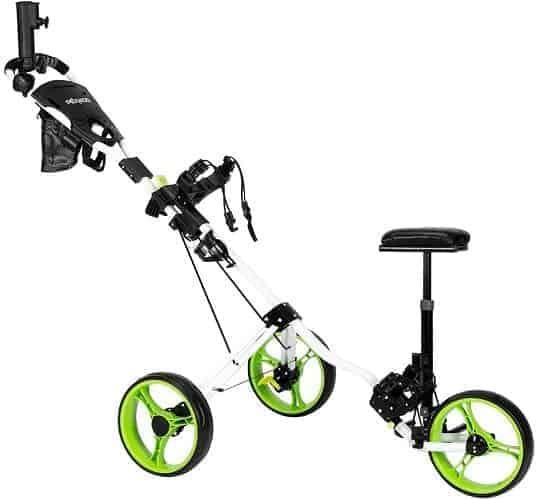 PEXMOR Golf Push Cart