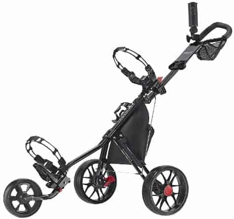 caddytek caddylite 11.5 v3 deluxe golf push carts