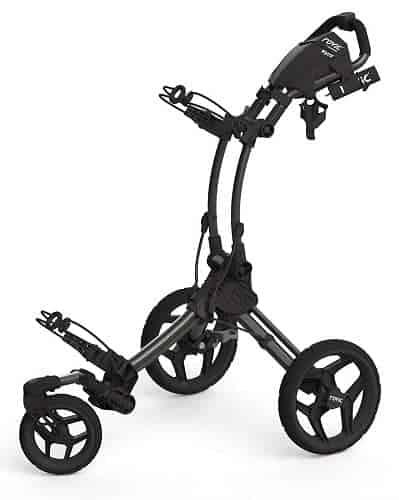 clicgear rovic rv1s push golf cart