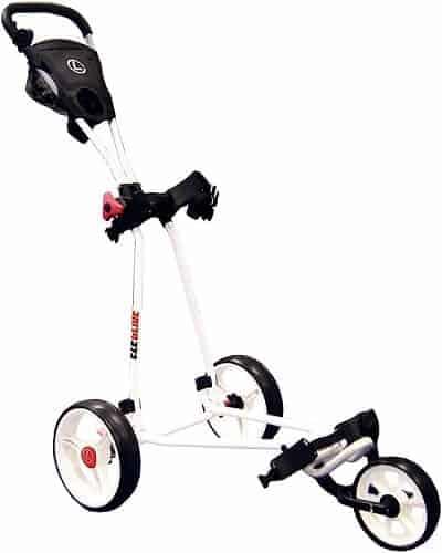 longridge eze glide golf trolley