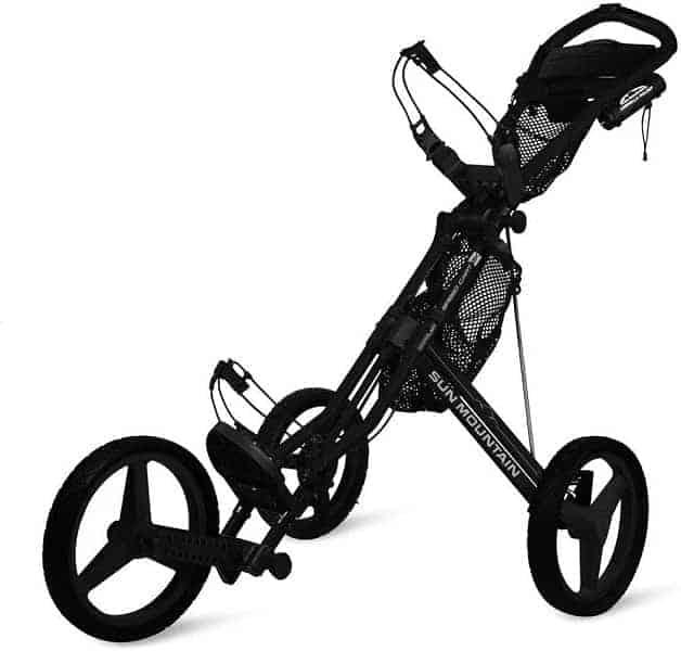 sun mountain speed golf cart
