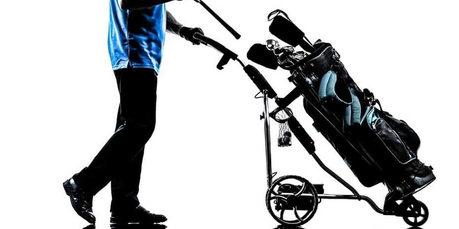 the best 4 wheel golf push carts reviews