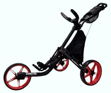 the best folding golf push cart reviews