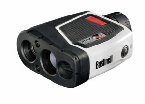 Bushnell Pro X7 Golf Laser Rangefinder with JOLT
