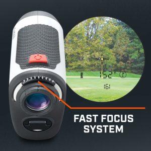 Bushnell Tour V4 Golf Laser Rangefinder
