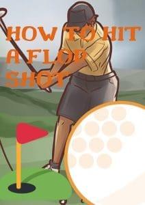 Lob shots golf