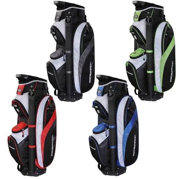 PROSiMMON Tour 14 Way Golf Cart Bag