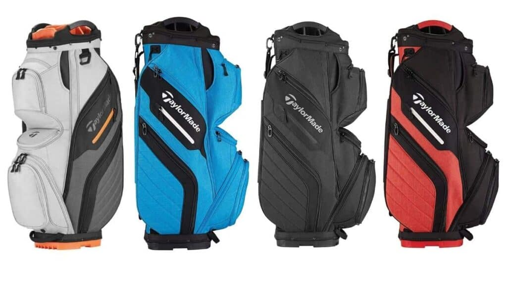 TaylorMade Supreme Cart Bags