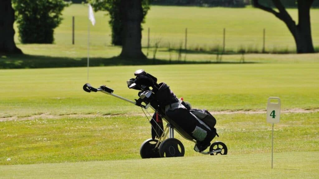 What are the best golf bags for push cart
