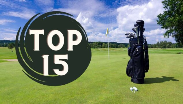 What are the best push cart golf bags 2021