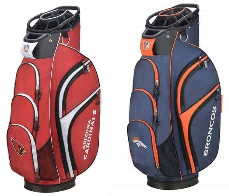 Wilson NFL Golf Cart Bags