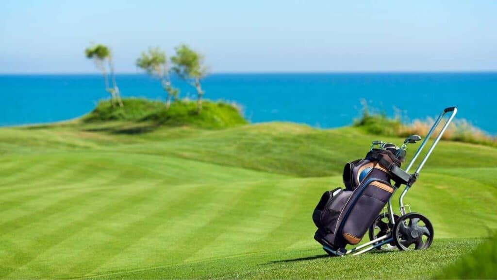 best lightweight golf cart bags 2021