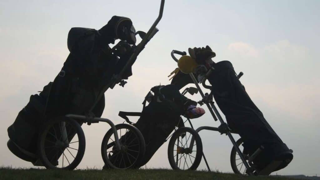 best waterproof golf cart bags reviews