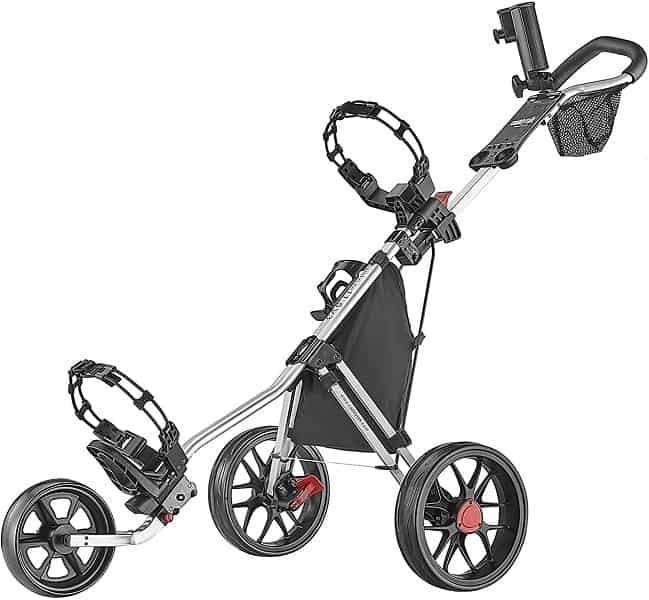 caddytek caddylite 11.5 v3 golf push cart