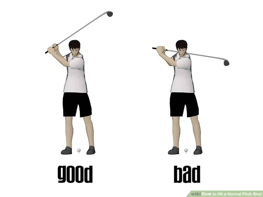 golf tips on pitching