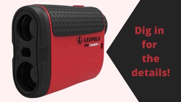 leupold pincaddie 2 Laser rangefinder reviews