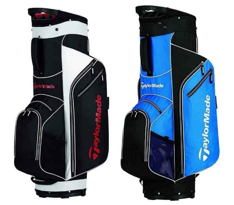 taylormade tm 5.0 golf cart bags