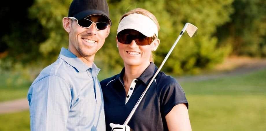 the best prescription glasses for golfers