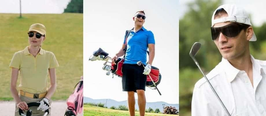 the best prescription glasses for playing golf