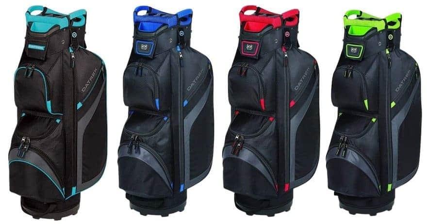 the datrek golf 2020 lite rider ii cart bag