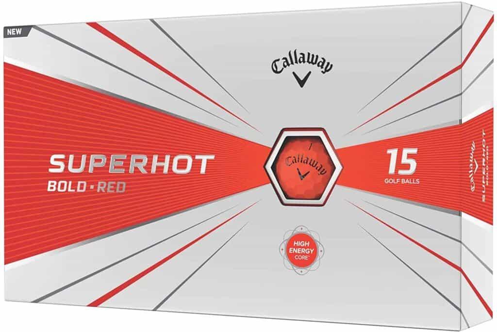 Callaway Supersoft vs Superhot
