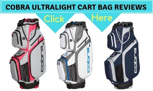 4b038c9d3634 Cobra Ultralight Cart Bag Review: A Golf Cart Bag with Cooler - Golfs Hub