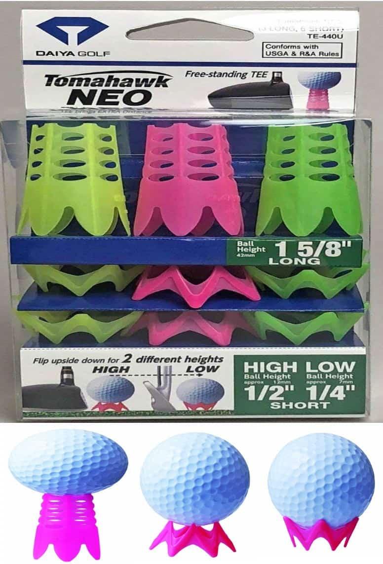 Daiya Golf Tomahawk NEO Golf Tees