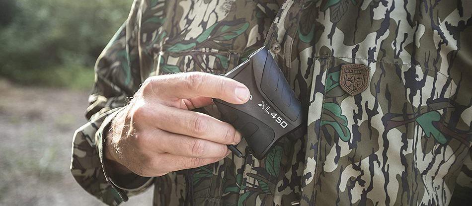 Halo xl450 Laser Rangefinder reviews
