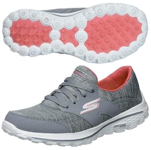 Skechers Womens Go Walk 2 Backswing Golf Shoes s