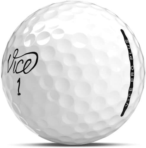 Vice Pro Plus Golf Balls v