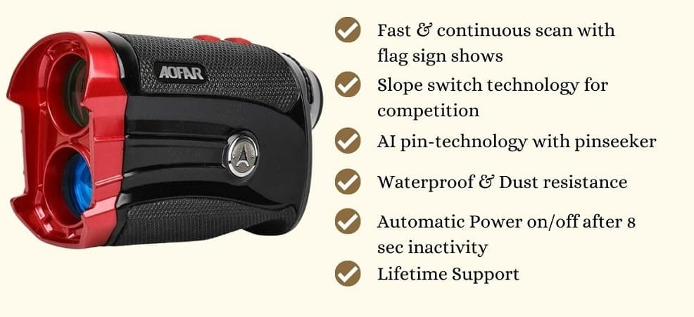 aofar rangefinder reviews