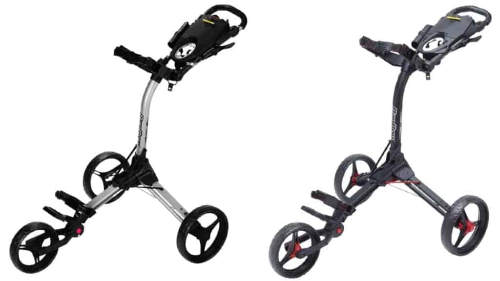 bag boy compact 3 push cart reviews