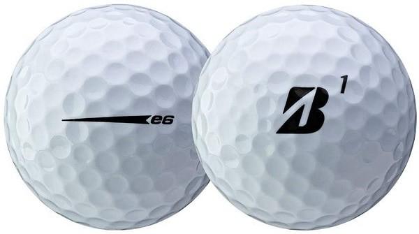 bridgestone e6 golf balls for high handicapp