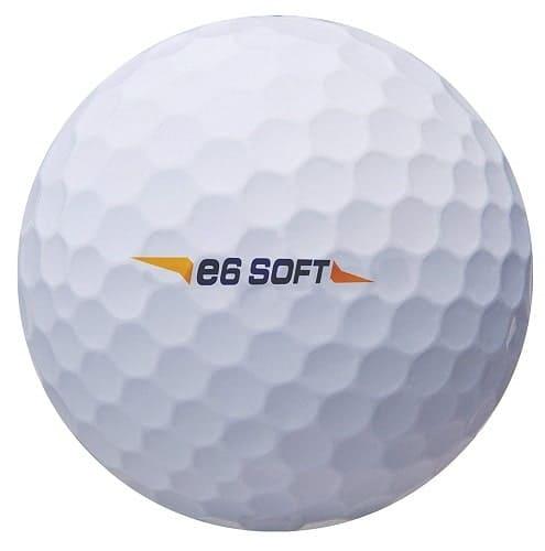 bridgestone e6 soft golf balls for seniors