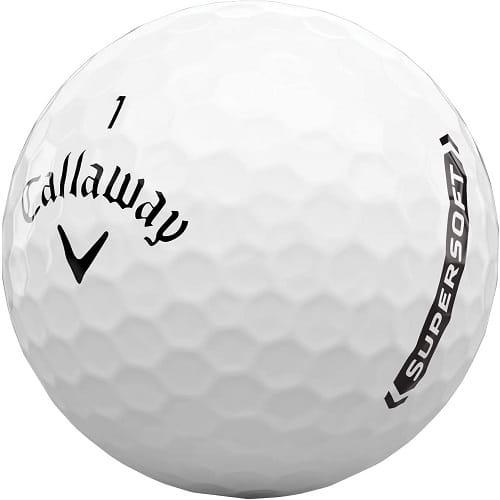 callaway supersoft golf balls 2021