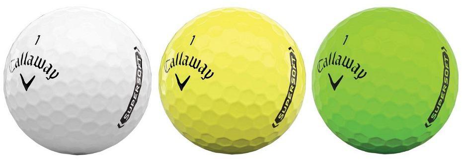 callaway supersoft golf balls Reviews