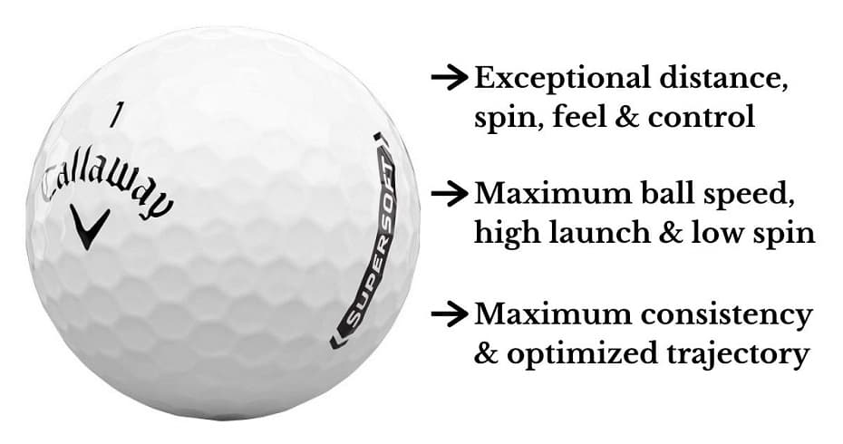 callaway supersoft reviews
