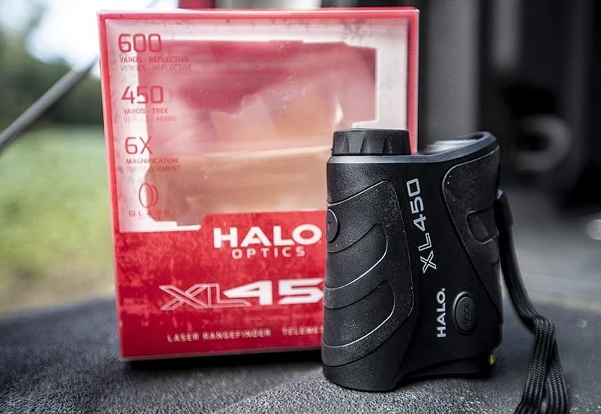 halo rangefinder xl450