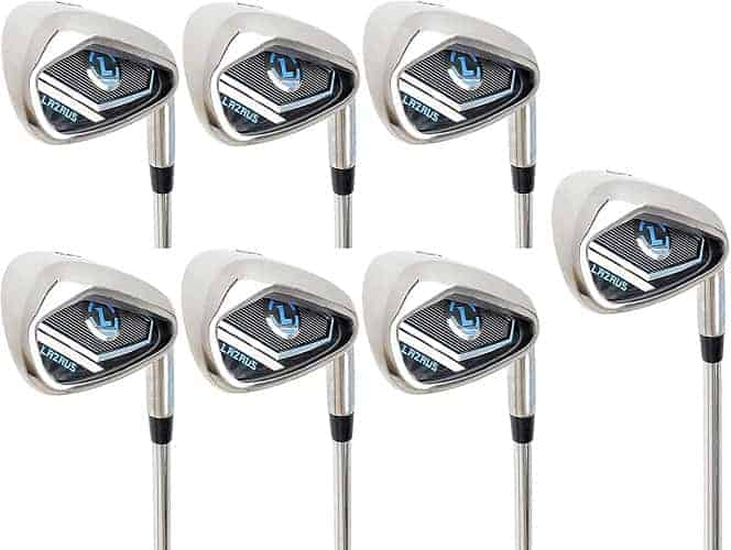 lazrus premium golf irons set