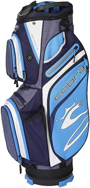 the cobra golf 2020 ultralight cart bag reviews