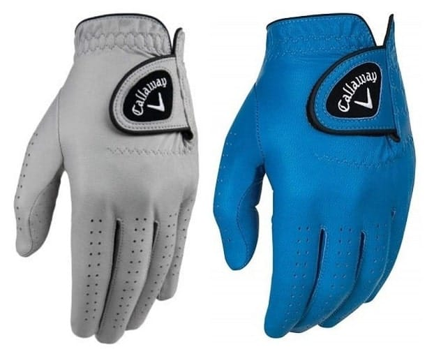 Callaway OptiColor golf Gloves mw