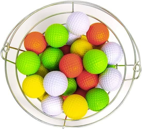 JEF WORLD OF GOLF Foam Practice Balls for golf