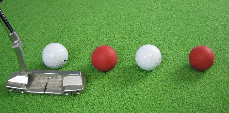 Top golf practice balls