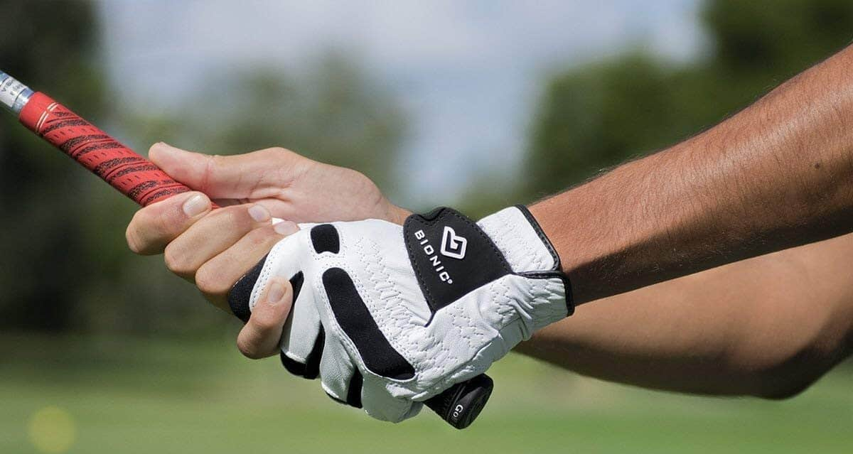best golf gloves for grip